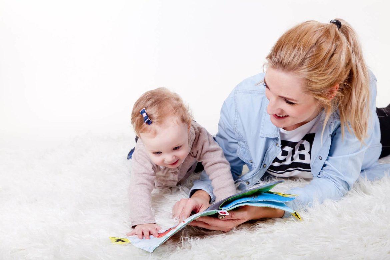 Nyelvtanulás baba mellett