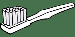 Tisztítás természetesen - fogkefe