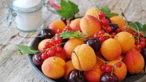Foltok a ruhán - Gyümölcs