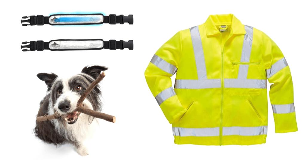 Praktikus ötletek házikedvencekhez, strapabíró kabát zsebbel.